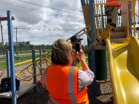 playground inspector training and certification