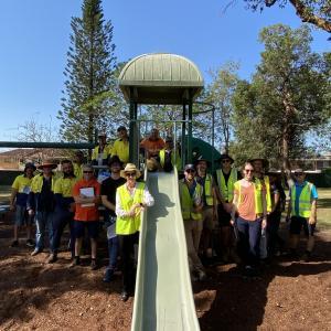 Certified playground safety inspectors australia